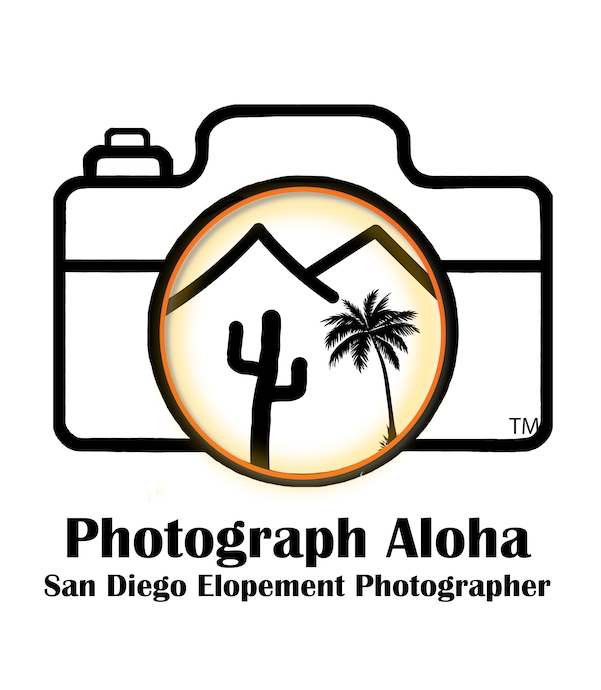 Photograph Aloha | San Diego Elopement Photographer | 928-299-0175