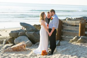 Elope to Oceanside is a Service of Vows From The Heart and Elope to San Diego